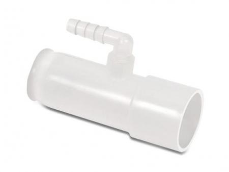 Adaptor furtun CPAP pentru aport de oxigen