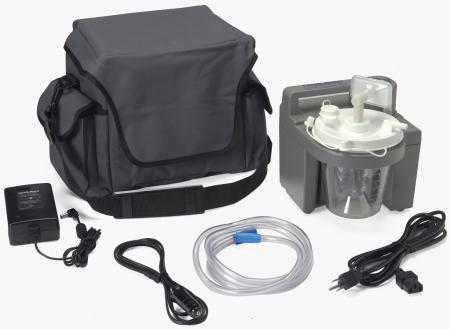 Aspirator Secretii VacuAide, 80-550 mmHg, 27 LPM, cu baterie2