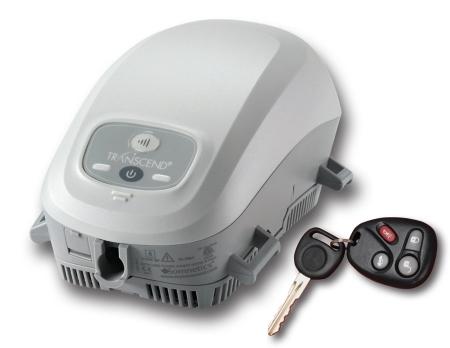 Mini CPAP EZEX Portabil Transcend