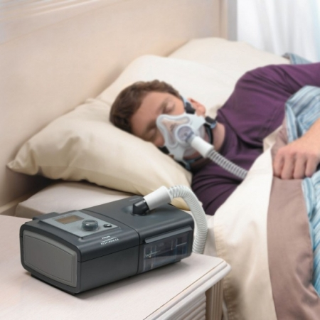CPAP Remstar Pro System One, C-Flex+3