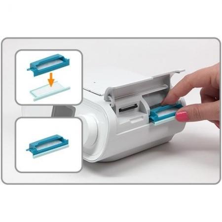 Filtru bleu ultrafin (0.5-0.7 μm) CPAP DreamStation - Philips Respironics2
