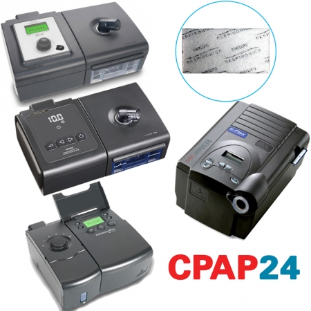Filtru alb ultrafin pt. CPAP RemStar - Philips Respironics0