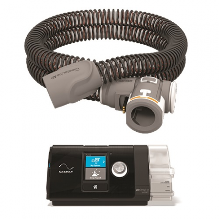 Furtun CPAP incalzit ClimateLineAir pt. AirSense 10 - Resmed (Ø15mm, 1.8 m)3