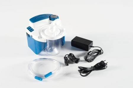 Inchiriere Aspirator Secretii VacuAide QSU 800 ml, fara baterie3