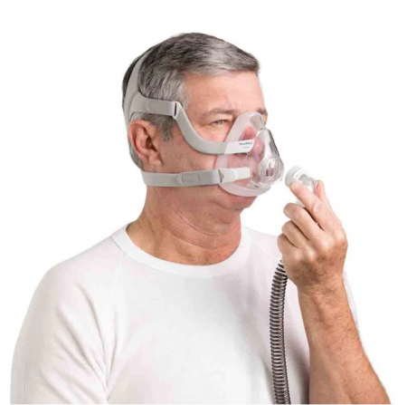 Masca CPAP Full Face AirFit F201