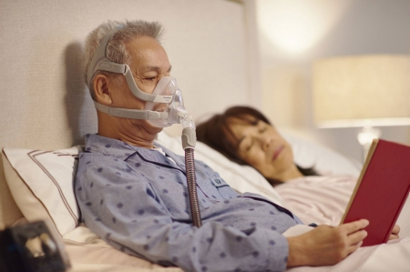 Masca CPAP Full Face AirFit F202