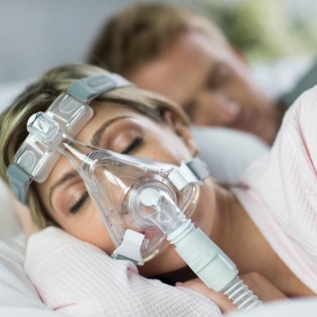 Masca CPAP Full Face AMARA