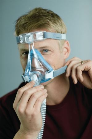 Masca CPAP Full Face Amara Gel3