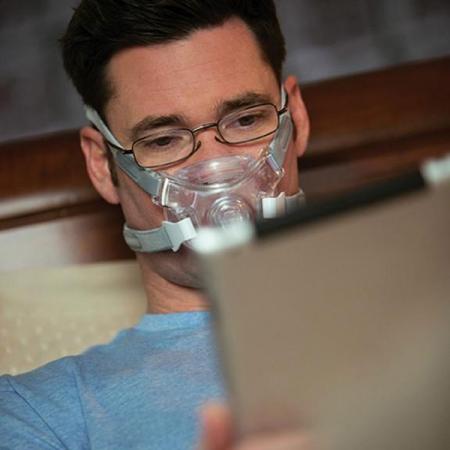 Masca CPAP Full Face Amara View8