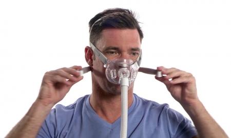 Masca CPAP Full Face Amara View5