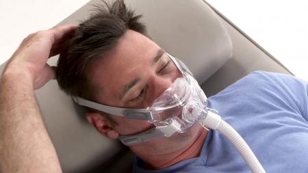 Masca CPAP Full Face Amara View6