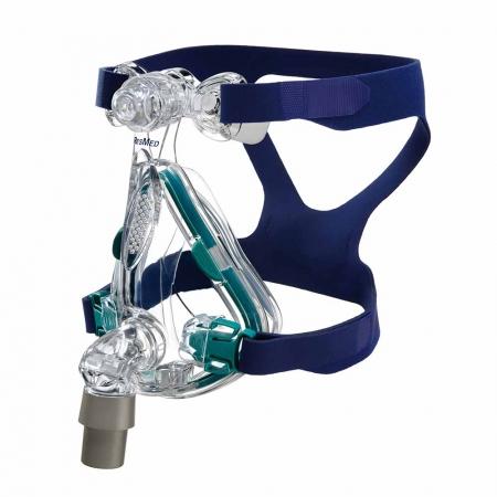 Masca CPAP Full Face Mirage Quattro0