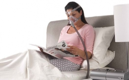 Masca CPAP Full Face Quattro Air1