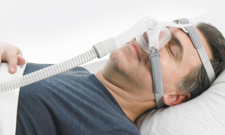 Masca CPAP Full Face Wizard 3208