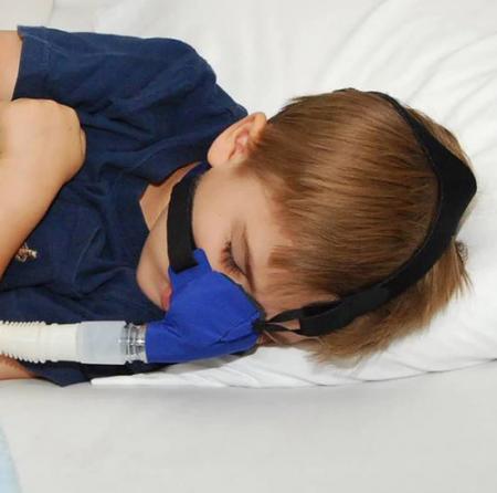 Masca CPAP Nazala SleepWeaver Advance pentru copii2