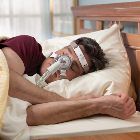 Masca CPAP Nazala TrueBlue2