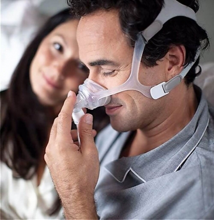 Masca CPAP Nazala WISP5