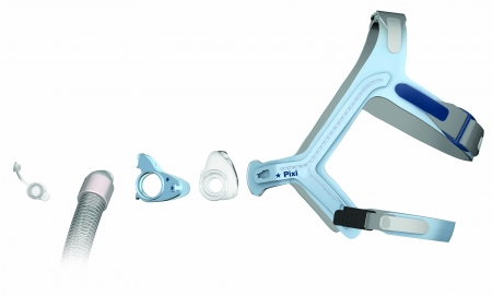 Masca CPAP Nazala PIXI pentru copii5