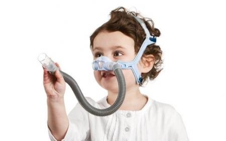 Masca CPAP Nazala PIXI pentru copii3