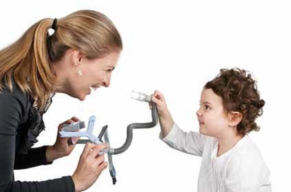 Masca CPAP Nazala PIXI pentru copii4