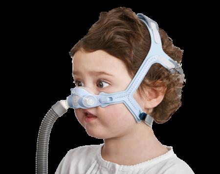 Masca CPAP Nazala PIXI pentru copii2