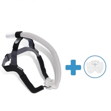 Oferta: Masca CPAP Pillow ALOHA + 1 x Narine Siliconate de schimb0