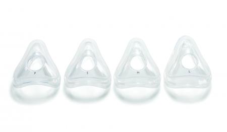 Perna silicon masca CPAP Full Face Amara1