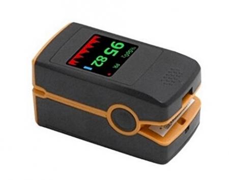 Pulsoximetru PC‐60E (OLED display, SpO2, PR, PI & Plethysmogram)0