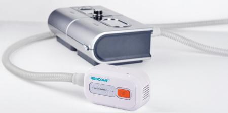 Rescomf - dispozitiv dezinfectare aparate CPAP/APAP/BiPAP