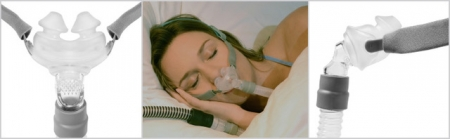 Masca CPAP Pillow Rio II4