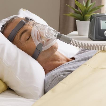 Masca CPAP Full Face F&P Simplus4