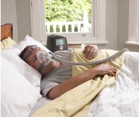 Masca CPAP Full Face F&P Simplus5