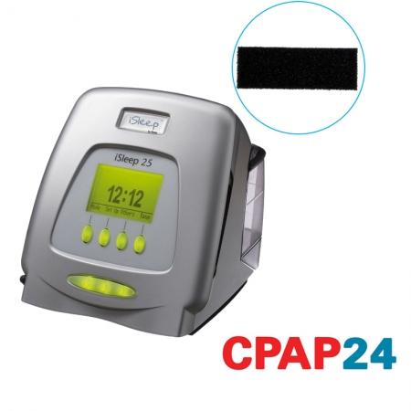 Filtru negru particule grosiere CPAP iSleep0