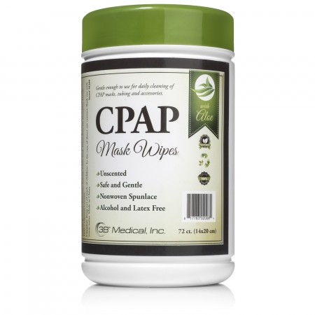 Servetele umede pentru masca CPAP - Aloe