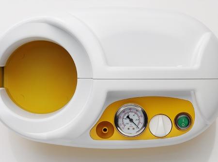 Aspirator Secretii VAC PRO 800 ml, 600 mmHg, 24 LPM, fara baterie4