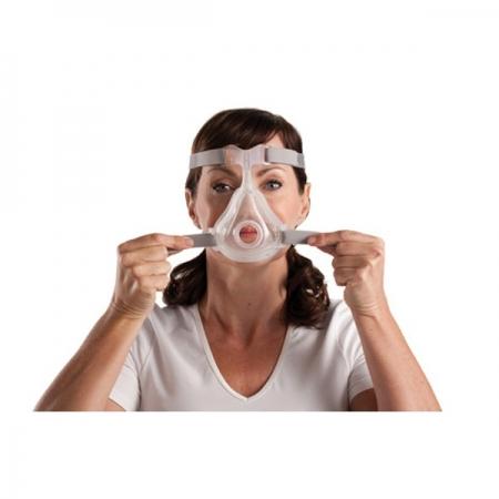 Лицева маска (Full Face) - QUATTRO AIR for HER