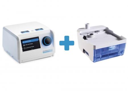 Оферта: Автоматичен APAP Blue AutoPlus + Подгряващ овлажнител за Blue0