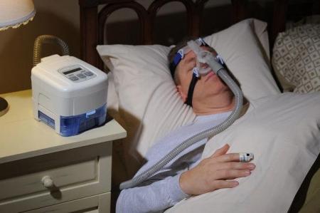 Стандартен CPAP SleepCube Standard Plus3