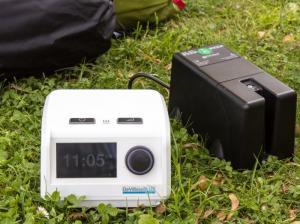 Външна батерия - съвместима с Blue