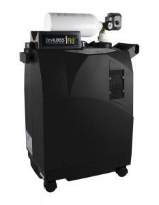 iFill - станция за зареждане на бутилки с кислород