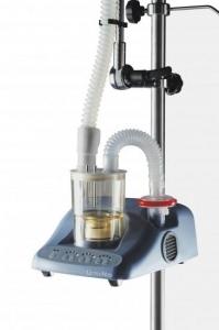 Инхалатор UltraNeb със статив 1.5м и затоплящ се маркуч2