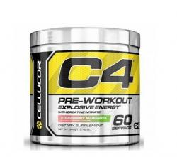 Cellucor C4 explosive energy 60 Serv