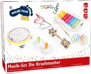 Set muzical Bulinele colorate1
