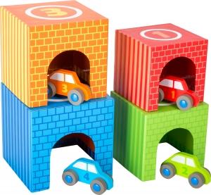 Cuburi de stivuit cu masini1