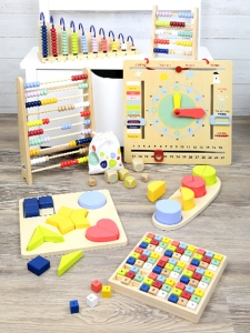 Puzzle educativ Potriveste Formele5