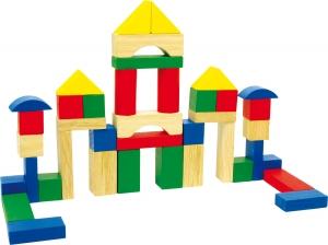 Cuburi de construit din lemn0