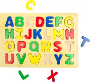 Puzzle lemn Invata literele0