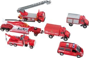 Set cadou vehicule pompieri0