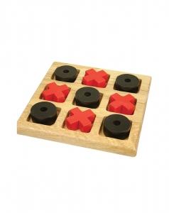 Joc X si 0 mare din lemn0