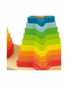 Piramide curcubeu Montessori5